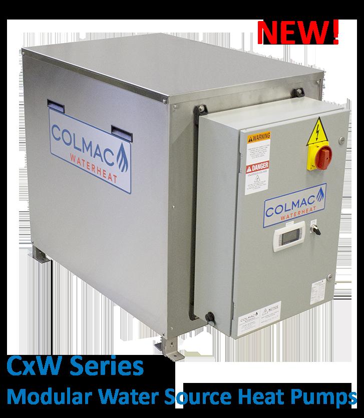 Colmac Waterheathome Colmac Waterheat Industrial Water